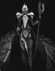 Gun Lancer by AngelOfChaos01