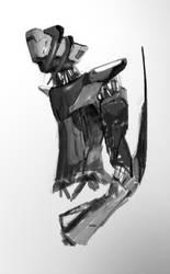 Random Robot by AngelOfChaos01