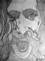 Drawing : Eugene Hutz by Sacdlatondeuse