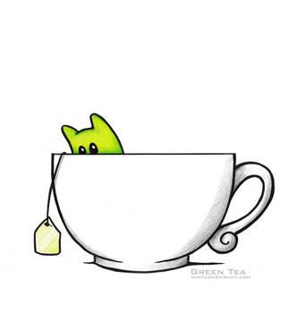 Green Tea by mintconspiracy