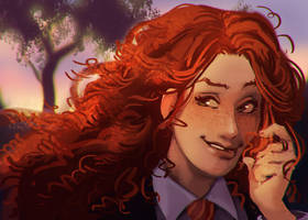 Lily Evans by allyssinian