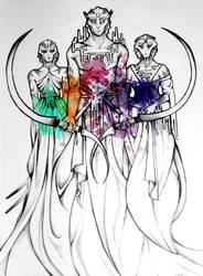 Gods by Altariah