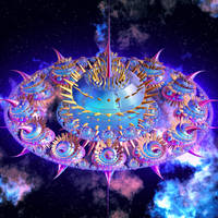 Starship Mandala by Capstoned