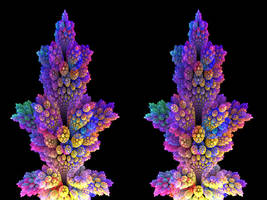 Stereo Bouquet 3D by Capstoned