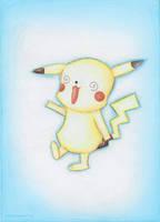 pikachu for pikachibi by YaREBIddY