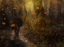 A Rustling of Autumn Leaves by ForeverBigBlue68