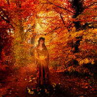 Bringer of Autumn Wonders by ForeverBigBlue68