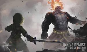 LINK VS DEMISE by Akaharuu