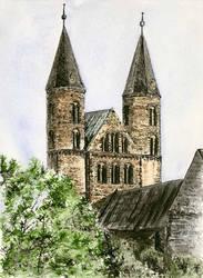 Kloster II by Aquabienie
