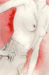 Strawberry Nipple by Aquabienie