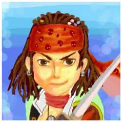 Pirate by kiefers24