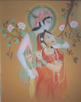 Radha Govinda by drianis