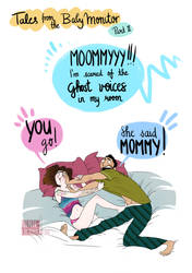 Tales from the Baby Monitor: Part II by Bentelicious