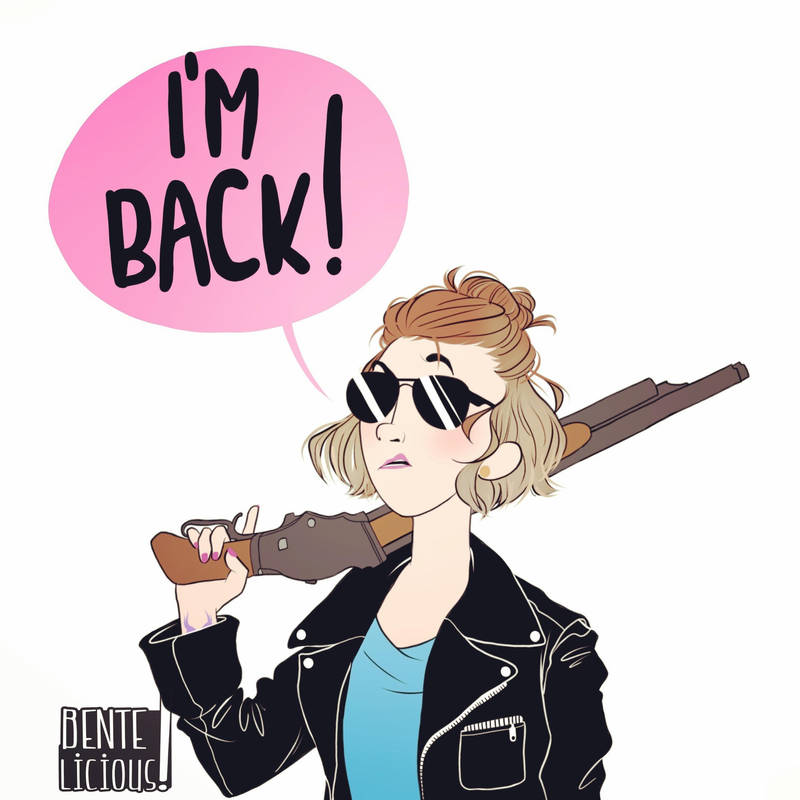 I'm back by Bentelicious
