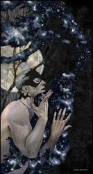 Mr. Night by Helenakotova