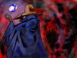 evil has manifest by corvid