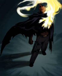 Incendiary by corvid