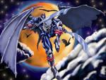 Beast wars by BlackSnakeSister-art