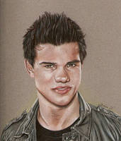 Taylor Lautner by judyeve