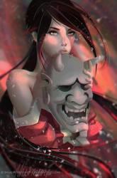 Mask Me by DaughterOfMetis