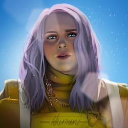 Billie Eilish - Bellyache by DaughterOfMetis