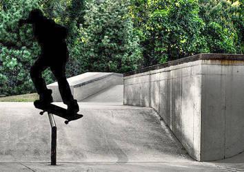 Skate Ipod Commercial 1 by Bleedmanian13