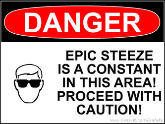 Steeze logo by Bleedmanian13