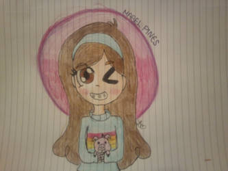 Mabel Pines by PinkieSofiaLover