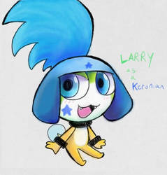 Larry Keronian! by Shivashivaderpaderp