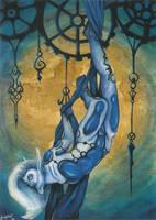 .Clockwork Drape. by Kurashi