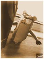 .Grumpy Hamster. by Kurashi