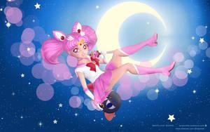 Chibi Moon.. by Lanalein