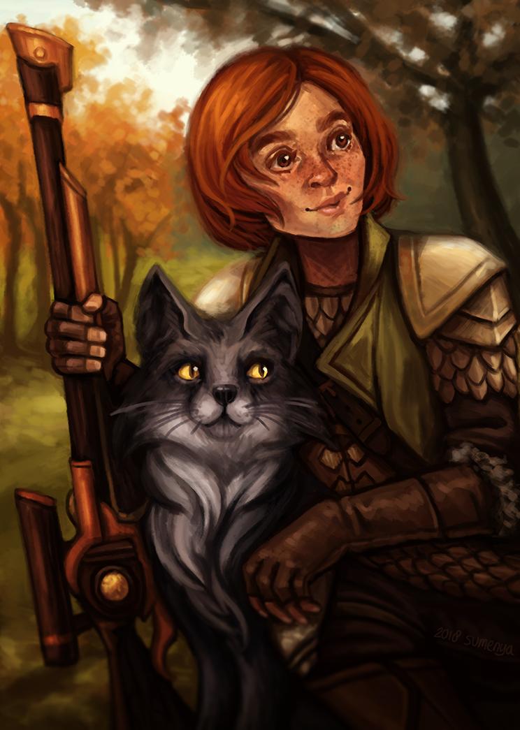 Hunter by sumenya