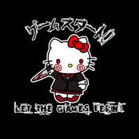 SAW Hello Kitty Tattoo by Psy-CHO-Aoi