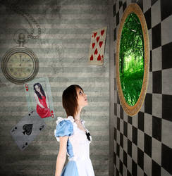 Alice in Wonderland by ChildsHeart