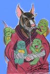 HAPPEH BELATED FATHEH'S DAAY SENSAIII by xLittle-Miss-Horrorx