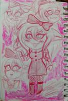HB: Ginger Doodles by xLittle-Miss-Horrorx