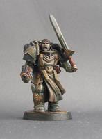 Black Templar I by Djartistknight