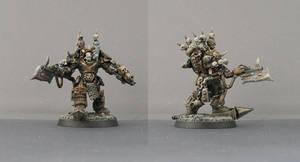 Chaos Terminator Lord III by Djartistknight