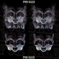 Mask logo - FOR SALE by Waysh
