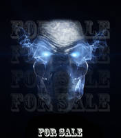 BlueFire Head Logo - FOR SALE by Waysh