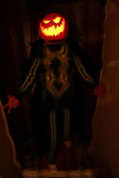 Happy Halloween ! by Waysh