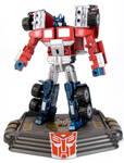Laser Optimus Prime G1 Style by alienspawn