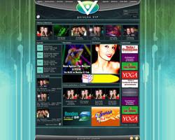 Website Geracao VIP by alienspawn