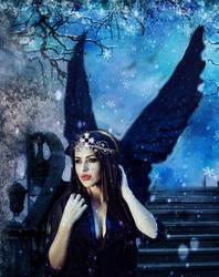 Ice Princess by MissRazen