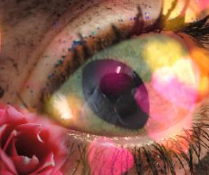 Heart Cat eye by MissRazen