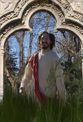 Jesus the King by MissRazen