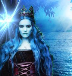 The Ice Queen by MissRazen