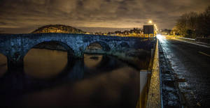 The Old Bridge by BusterBrownBB