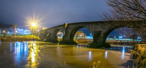 Stirling Bridge by BusterBrownBB